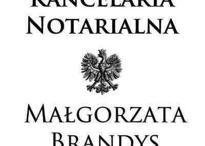 Kancelaria Notarialna Małgorza Brandys